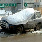 Машина Весной 2